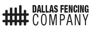 dallas fencing company logo